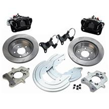 "Mustang SVE Cobra Rear Brake Conversion - 11.65"" - Black (94-04)"