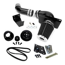 Mustang SVE 5.0L Performance Starter Kit w/ Black Pulleys (89-93)