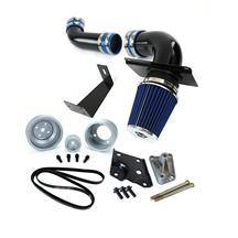 Mustang SVE Performance Starter Kit w/ Clear Pulleys (89-93) 5.0