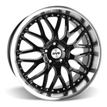 Mustang SVE Series 3 Wheel - 20x10 Gloss Black (05-17)