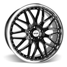 Mustang SVE Series 3 Wheel - 20x8.5 Gloss Black (05-17)