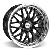Mustang SVE Series 3 Wheel - 18x10 Gloss Black (94-04)