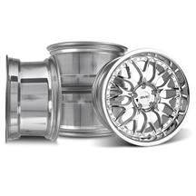 Mustang SVE Series 3 Wheel Kit - 18x9/10 Chrome (94-04)