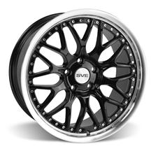Mustang SVE Series 3 Wheel - 18x9 Gloss Black (94-04)