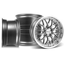 Mustang SVE Series 3 Wheel Kit - 18x9/10 Gun Metal (94-04)
