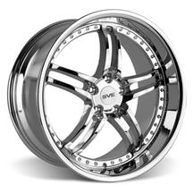 Mustang SVE Series 2 Wheel - 20x10 Chrome (05-17)