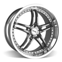 Mustang SVE Series 2 Wheel - 20x10 Gun Metal w/ Machined Lip (05-18)