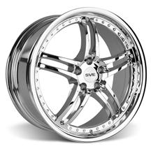 Mustang SVE Series 2 Wheel - 20x8.5 Chrome (05-17)