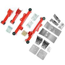Mustang SVE Control Arm & Torque Box Kit Red (79-04)