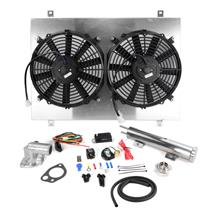 Mustang SVE Economy Electric Fan Conversion Kit (79-93) 5.0