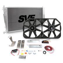F-150 SVT Lightning SVE Aluminum Radiator & Fan Kit (99-02)