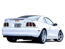 Mustang SVE Smoked Tail Light Tint (96-98)