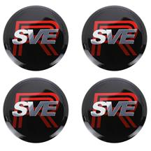 SVE Mustang R350 Wheel Center Cap Kit (94-20)