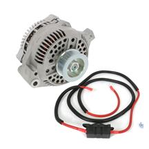 Mustang SVE 130 Amp Alternator & Power Wire Kit (94-95)