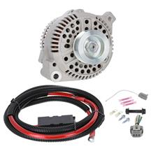 SVE Mustang 200 Amp Alternator Full Upgrade Kit (86-93) 5.0/5.8