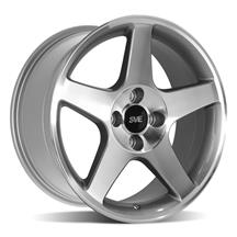 Mustang SVE 2003 Cobra Style Wheel - 17x9  - Machined (79-93)