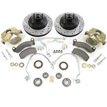 "Mustang SVE 4 Lug Front Brake Upgrade Kit - 11"" (87-93) 5.0"