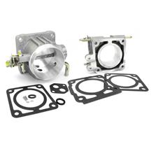 Mustang SVE 70mm Throttle Body & EGR Spacer Satin (86-93) 5.0L