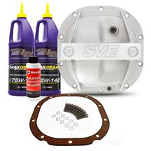 SVE Mustang 8.8 Rear Axle Differential Cover Upgrade Kit (05-14)