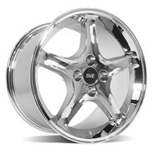 Mustang SVE Cobra R Wheel - 17x10  - Chrome  (79-93)