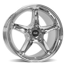 Mustang SVE Cobra R Wheel - 17x10.5  - Chrome (94-04)