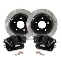 "Mustang SVE Cobra Rear Brake Caliper & Rotor Kit - 11.65"" - Black (94-04)"