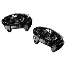Mustang SVE Cobra Style Front Brake Caliper Kit  - Black (94-04)