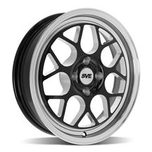 SVE Mustang Drag Comp Wheel - 17x4.5 - Gloss Black  (79-93)