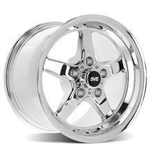 Mustang SVE Drag Wheel - 15x10  - Chrome (05-14)