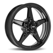 Mustang SVE Drag Wheel - 17x4.5  - Gloss Black (94-14)