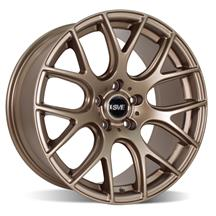 Mustang SVE Drift Wheel - 18x9  - Satin Bronze (05-14)