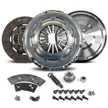 Mustang Exedy Clutch & SVE Billet Flywheel Kit (82-95) - 5.0/5.8