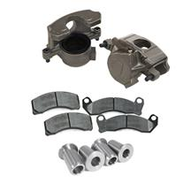 Mustang SVE Front SVO Brake Upgrade Kit (87-93)