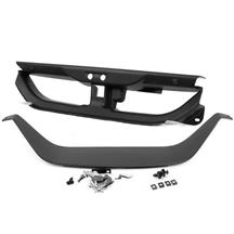 Mustang SVE Mach 1 Grille Delete Kit - Chrome Pony (99-04)