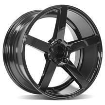 SVE Mustang NVX Wheel - 18x9  - Gloss Black (94-04)