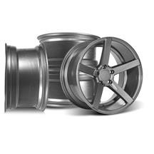 SVE Mustang NVX Wheel Kit - 18x9/10  - Gloss Graphite (94-04)