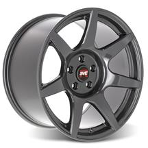 SVE Mustang R350 Wheel - 18x10  - Liquid Graphite (94-04)