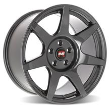 SVE Mustang R350 Wheel - 18x9  - Liquid Graphite (94-04)