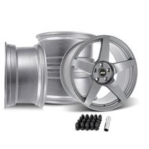 SVE Mustang R355 Wheel Kit - 19x10  - Titanium Grey (05-14)