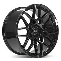 Mustang SVE S500 Wheel - 20x10  - Gloss Black (05-19)