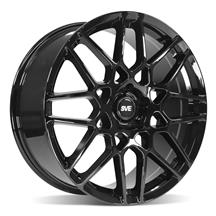 Mustang SVE S500 Wheel - 20x8.5  - Gloss Black  (05-20)
