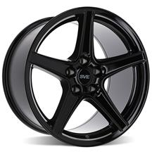 Mustang SVE Saleen Style Wheel - 18x10 Black (94-04)