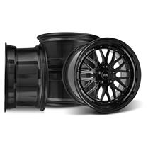 Mustang SVE Series 1 Wheel Kit - 18x9/10  - Gloss Black (94-04)