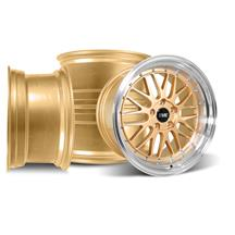 Mustang SVE Series 1 Wheel Kit - 18x9/10  - Liquid Gold (94-04)