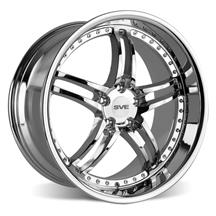 Mustang SVE Series 2 Wheel - 19x10  - Chrome (05-18)