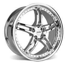 Mustang SVE Series 2 Wheel - 19x9  - Chrome (05-18)
