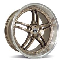 Mustang SVE Series 2 Wheel - 20x10  - Satin Bronze (05-19)