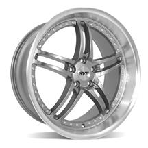 Mustang SVE Series 2 Wheel - 20x10 Gun Metal w/ Machined Lip (05-19)