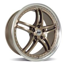 Mustang SVE Series 2 Wheel - 20x8.5  - Satin Bronze (05-19)