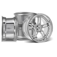 Mustang SVE Series 2 Wheel Kit -18x9/10 Chrome (94-04)